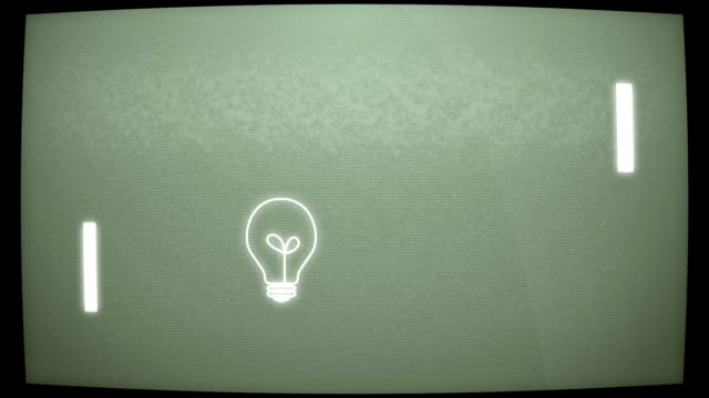 Retro Ping Pong Idea HD video