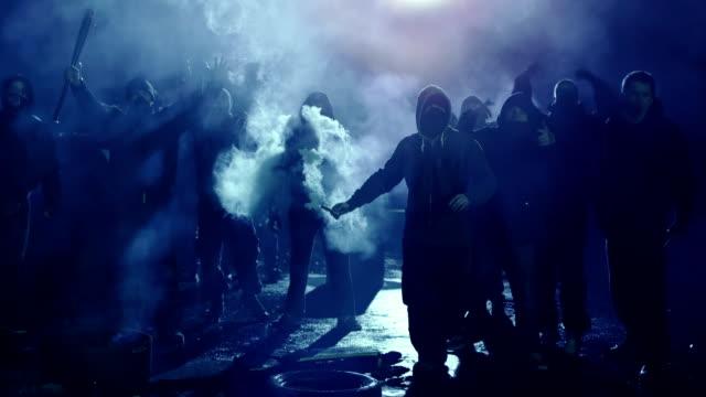 vídeos y material grabado en eventos de stock de revolución - dureza