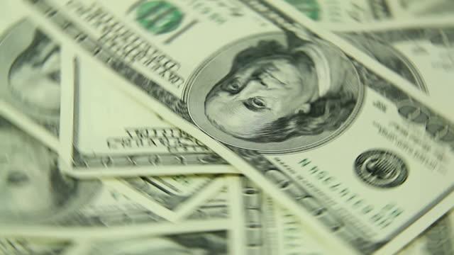 Revolving money video