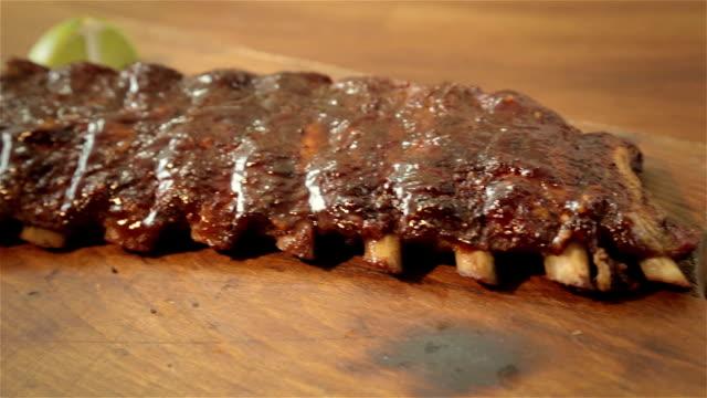 BBQ Ribs video
