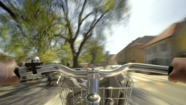 HD TIME LAPSE: Riding A Citybike In The City video