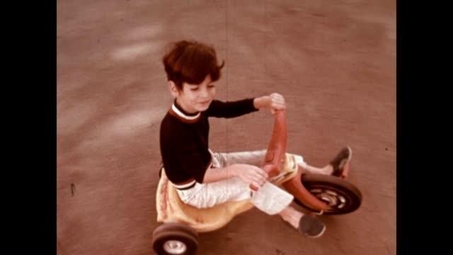 Riding Bike Archival
