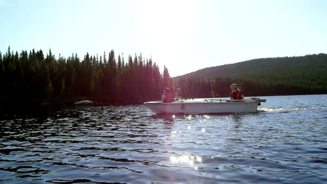 Riding the Lake video