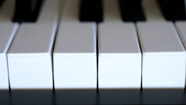 Right to Left Panning of a Piano Keyboard video