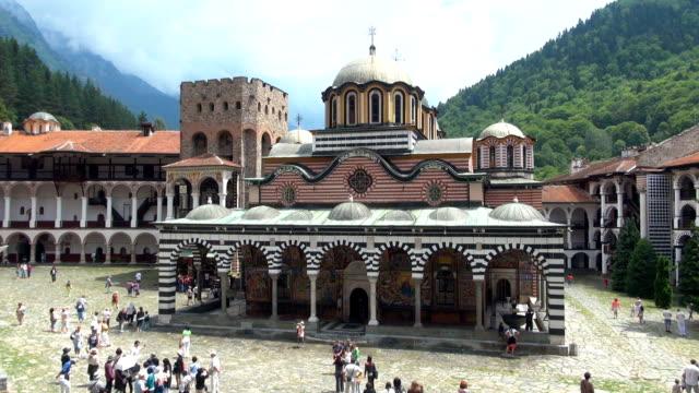 Rila Monastery - Bulgaria video
