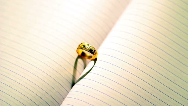 Ring of Love on book video