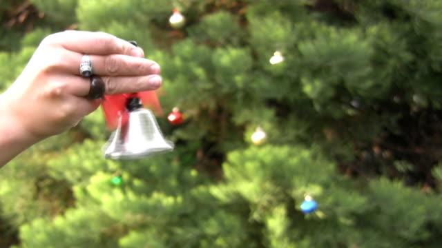 ringing a chrismas bell video