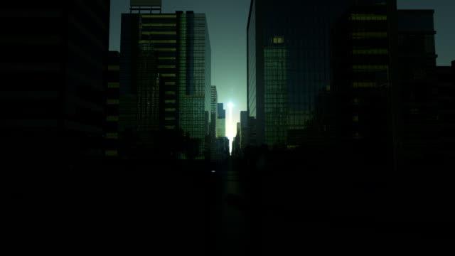 rings in city video