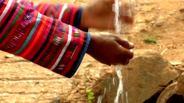 Rinsing Hands video