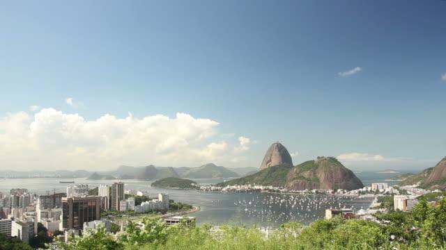 Rio de Janeiro landmark Sugarloaf video