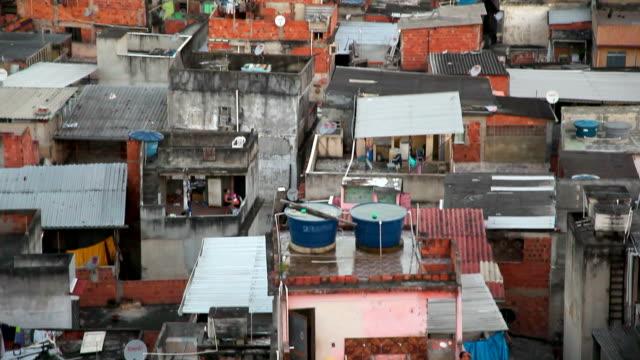 Rio de Janeiro Slum / Favela do Jacarezinho video