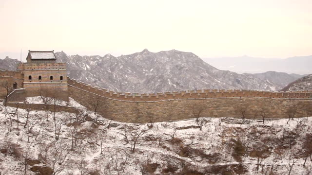 Rising Above Great Wall of China video