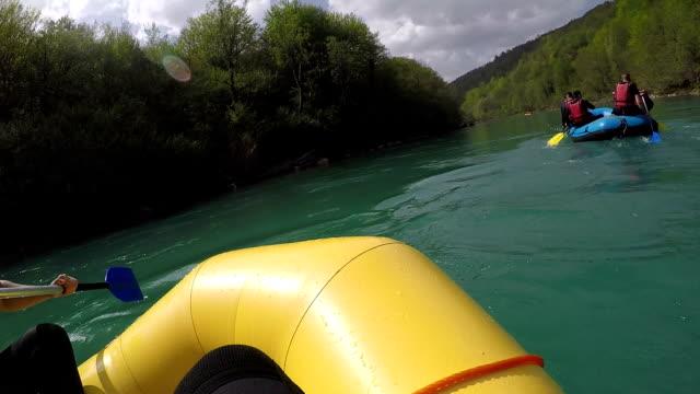 River Race video