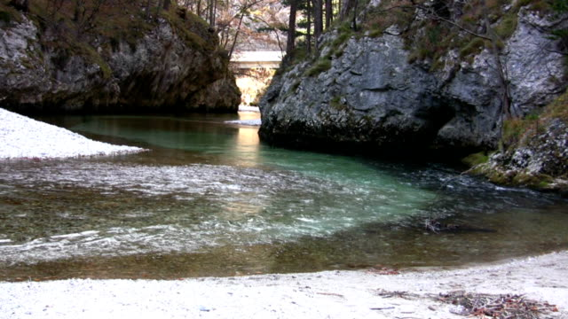 HD: river video