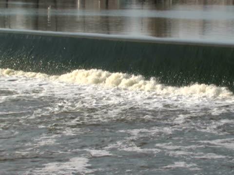 River Waterfall video