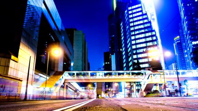 Road at Hongkong video