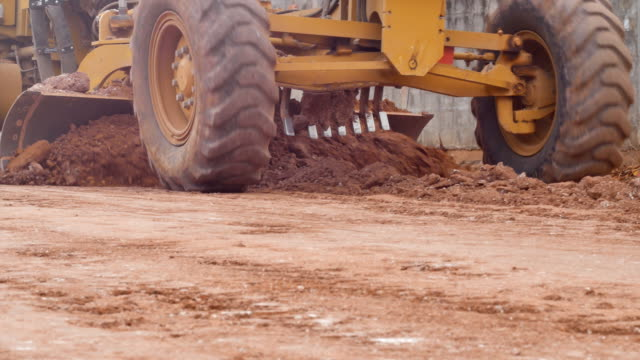 Road construction Road construction 4k construction vehicle stock videos & royalty-free footage