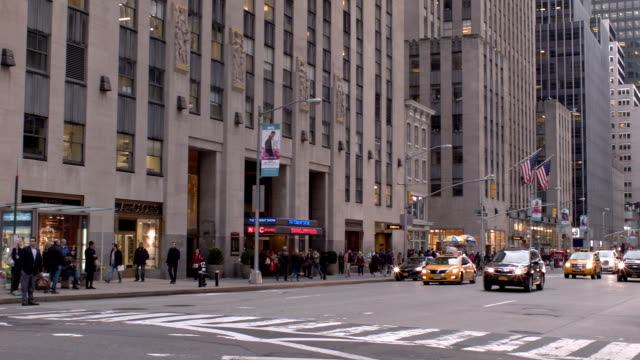 Road in New York video