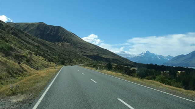 Road trip in New Zealand video