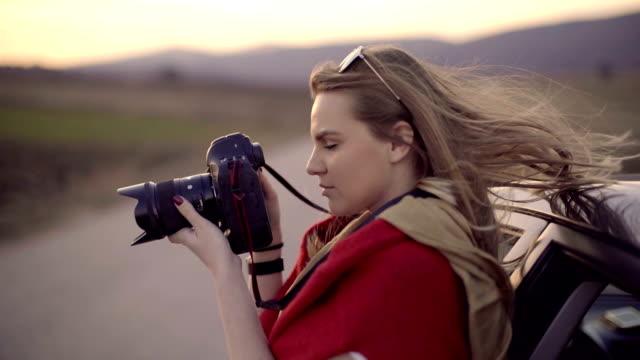 road trip photography - fotografika filmów i materiałów b-roll