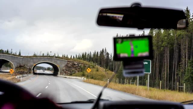 Roads of Canada video