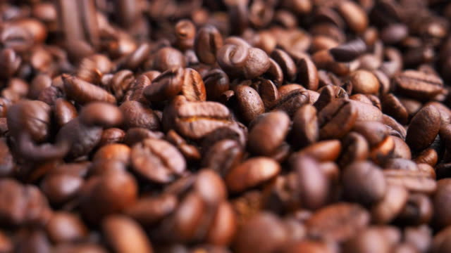 Roasted Arabica Coffee Beans video