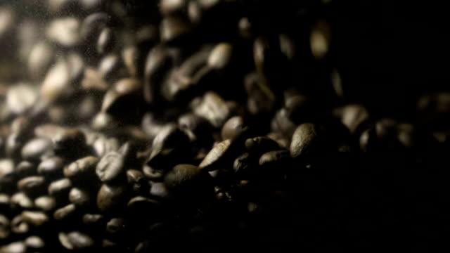 Roasted Coffee Bean video