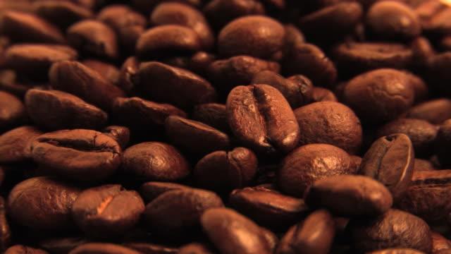 Roasted Coffee Beans (Looping) video