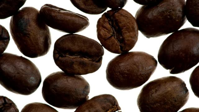 Roasted Coffee Grains video