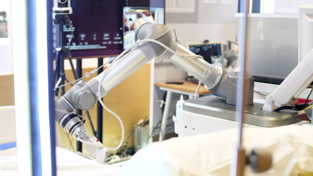 Robot Arm Machine for Ultrasound