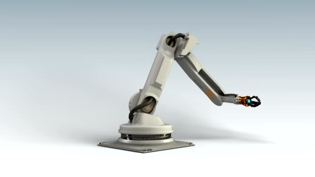 Best Robot Arm Stock Videos and Royalty-Free Footage - iStock