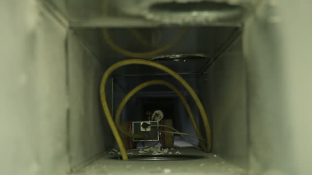 Robotic House HVAC Duct Cleaning video