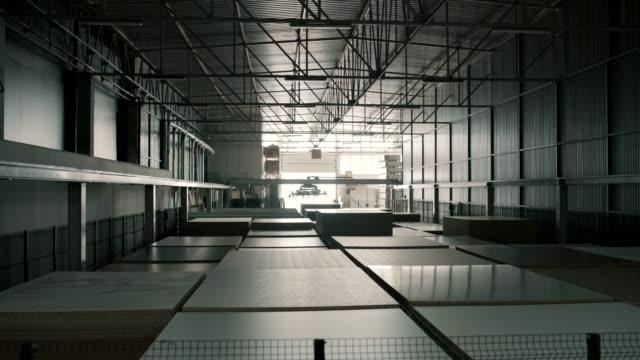 Robotized Warehouse video