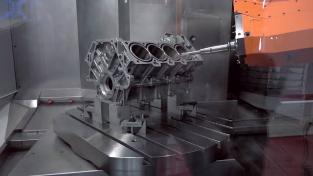Royalty Free Car Engine Block HD Video, 4K Stock Footage & B