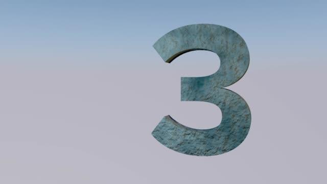 3-aşağı Rock Break sayısı video