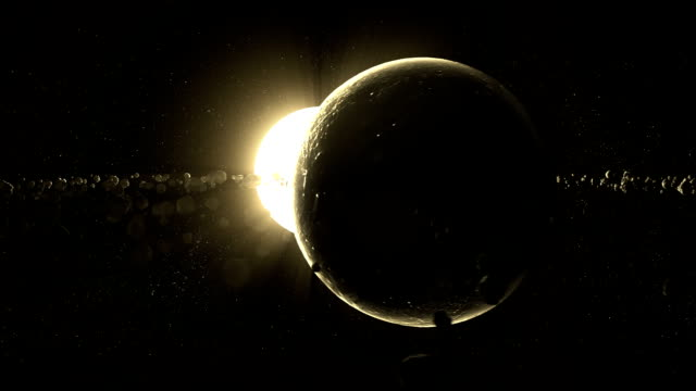 Rock Planet Eclipse video