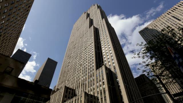 Rockefeller Centre HD timelapse