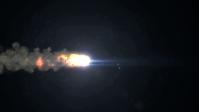 vídeos de stock e filmes b-roll de foguete fogo - combustível fóssil