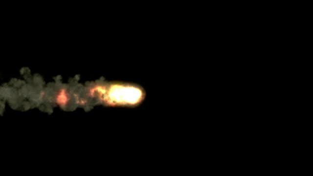 rocket fire video