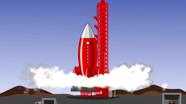Rocket Takeoff pt.3 video