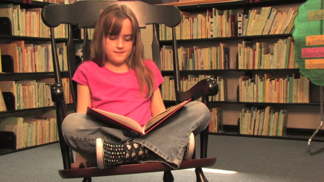 Rocking and Reading (HD) video