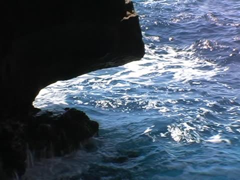 rocky coast - 建築物特徵 個影片檔及 b 捲影像