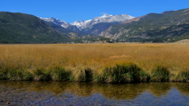 Rocky Mountain Range, Colorado video