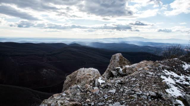rocky mountain time lapse video