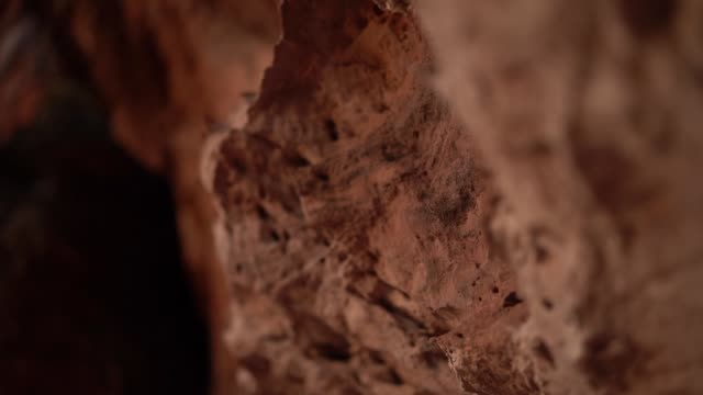 巴西塞拉多的洛磯山脈 - 石材 個影片檔及 b 捲影像