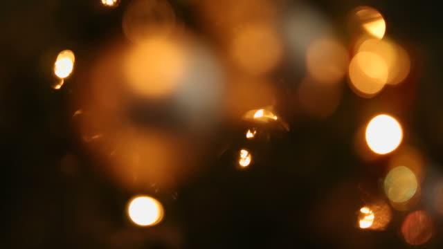 Roll Focus Christmas Ornament video