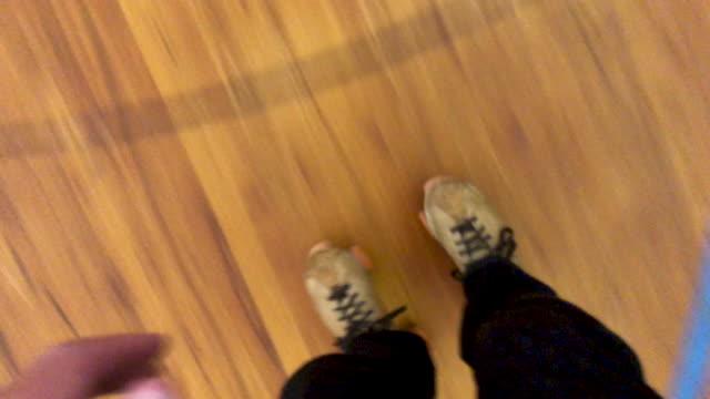 vidéos et rushes de patinage à roulettes - prise avec un appareil mobile