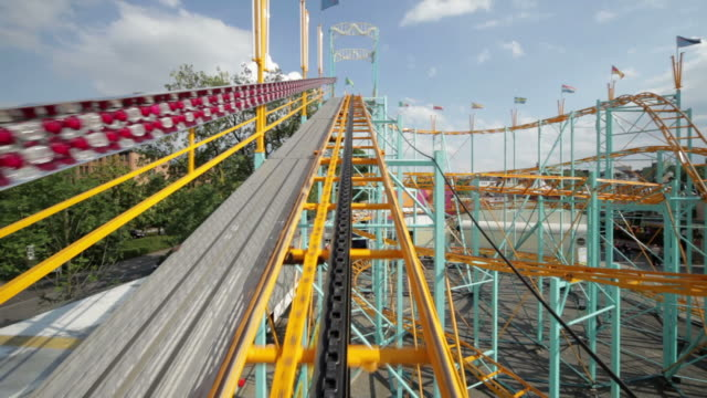 Rollercoaster ride (Part 1/3) video