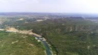 istock AERIAL Roman aqueduct bridge The Pont du Gard 1169438324