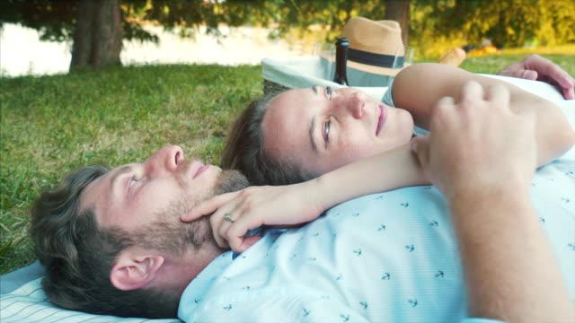 romantic moments. - viziarsi video stock e b–roll